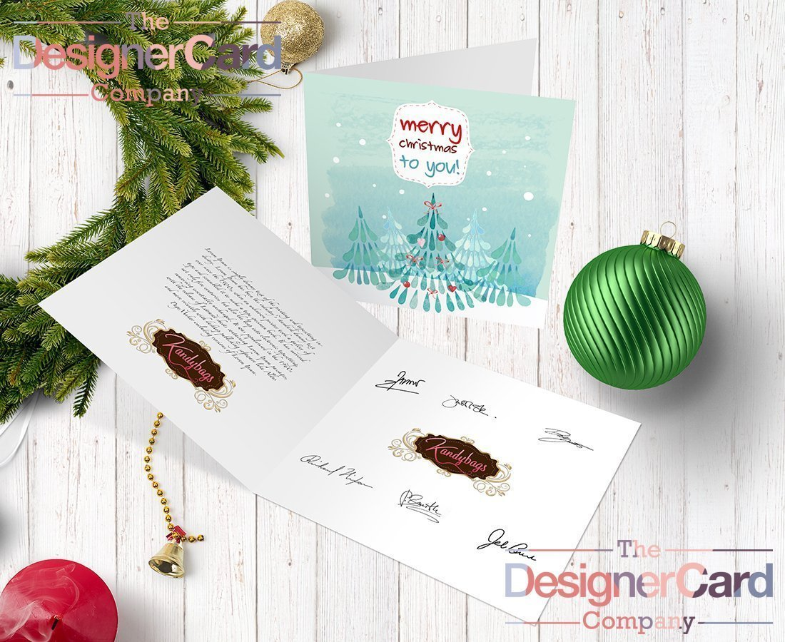 Personalised xmas cards the designer card company personalised xmas cards xmas custom 1 colourmoves